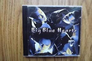 """FS:1997 Geffen Records Big Blues Hearts """"Big Blues Hearts"""" CD"""