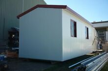 CABIN, PORTABLE BUILDING, SIDE OFFICE WHIT SHOWER UNIT AND TOILET Lawnton Pine Rivers Area Preview