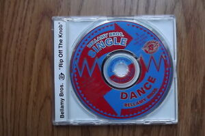 "FS: 1993 Bellamy Bros. Dance ""Rip Off The Knob"" Promotional CD London Ontario image 1"