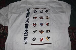 "FS: 2000-01 Labatt Blue ""NHL Eastern Conference"" Promotional T-S"