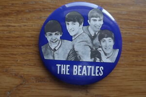 "FS: 1964 Nems ""THE BEATLES"" Pin London Ontario image 1"
