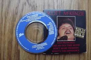 "FS: 1989 Scott McKenzie ""San Francisco"" (If You're Going To San London Ontario image 2"