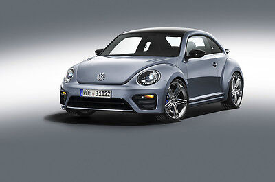 VW FLASH DRIVE PRESS KIT CC & BEETLE R CONCEPT LA AUTOSHOW 2012
