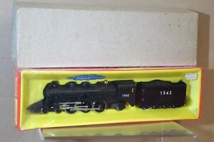TRIANG HORNBY R54 R1542 TC 4-6-2 PACIFIC HIAWATHA LOCO NEW BOXED SEALED an