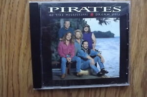 "FS: 1993 Liberty Records Pirates Of the Mississippi ""Dream You"" London Ontario image 1"