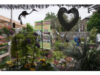 EXPERIENCED GARDEN CENTRE ASSISTANT REQUIRED
