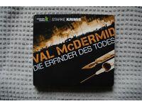 Hörbuch von VAL McDERMID  DIE ERFINDER DES TODES 6CDs Baden-Württemberg - Denkendorf Vorschau