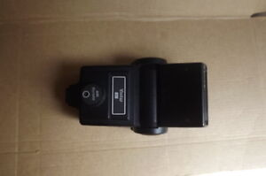 FS: Konica 35 mm Film Camera with a 50 mm Lens and Carrying Bag London Ontario image 4