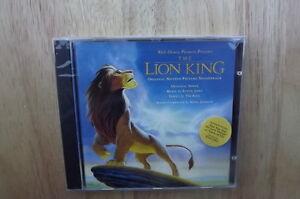 FS: Disney Lion King-Beauty & the Beast-Snow White Soundtrack CD London Ontario image 2