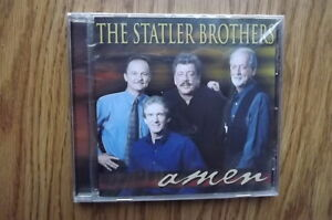 "FS: 2002 The Statler Brothers ""AMEN"" (Factory-Sealed) CD"