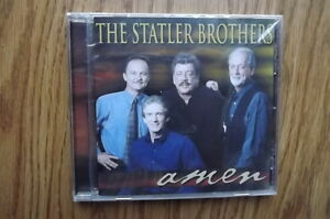"""FS: 2002 The Statler Brothers """"AMEN"""" (Factory-Sealed) CD London Ontario image 1"""