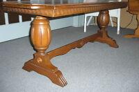 Meuble, Table basse antique de salon
