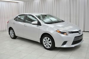 2016 Toyota Corolla LE ECO SEDAN w/ BLUETOOTH, A/C & BACK-UP CAM