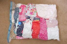 Girls Clothes, 3-6 Months