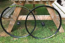 "Mountain bike 29""wheel set brand new"