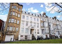 A fabulous period conversion flat overlooking Clapham Common. Clapham Common South Side, SW4
