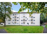 A two double bedroom first floor flat to rent in Kingston. Ockley House.