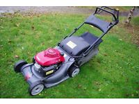 "Honda 19"" Self Propelled mower for sale"