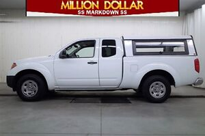 2013 Nissan Frontier KING CAB S 2WD