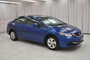 2013 Honda Civic LX SEDAN w/ BLUETOOTH, HEATED SEATS, USB/AUX PO