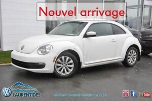 Volkswagen Beetle 2012 **COMFORTLINE**MAGS 16 PO**BLUTOOTH**SIEG