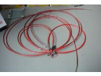 OUTBOARD ENGINE CONTROL CABLES VARIOUS LENGTHS