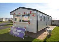 Static Caravan For Sale 2017 Willerby Caledonia 35 x 12 x 2 South Devon, Brixham, Landscove