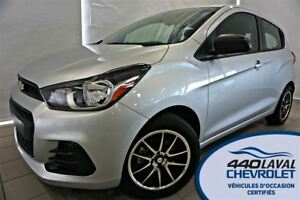 2016 Chevrolet Spark CAMERA BLUETOOTH 6612 KM