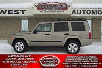 2006 Jeep Commander 4x4, Local Trade, Fully Loaded!