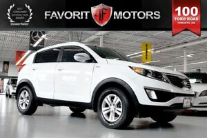 2013 Kia Sportage LX AWD | HEATED SEATS | REAR SENSORS | BLUETOO