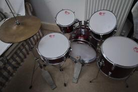 Percussion Plus Junior Drum Kit - Bargain Price - St. Ives