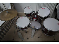 Percussion Plus Junior Drum Kit - Bargain Price - St. Ives