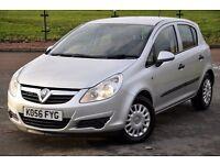 2006 Vauxhall Corsa 1.3 CDTi 16v Life 5dr+DIESEL+1 FORMER KEEPER+FULL SERVICE HISTORY+12 MONTHS MOT
