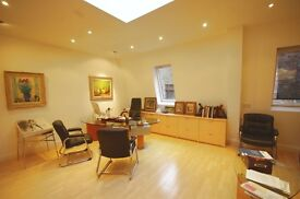 Excellent location and flexible office space with flexible terms. Spacious 1330 sq ft modern office