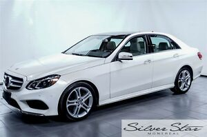 2014 Mercedes-Benz E300 4matic Sedan Premium Package, Sport Pack
