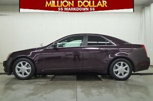 2009 Cadillac CTS 3.6L 1SA LUXURY SEDAN