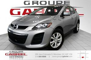 2010 Mazda CX-7 GS AWD Cuir / toit ouvrant