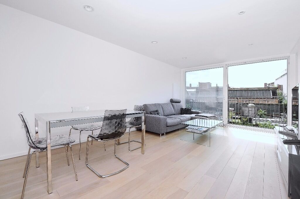 ABSOLUTELY STUNNING ONE BEDROOM PROPERTY IN HAGGERSTON ! AVAILABLE NOW!!