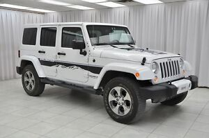 2016 Jeep Wrangler A NEW ADVENTURE IS CALLING!!! SAHARA UNLIMITE