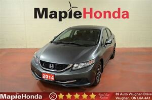 2014 Honda Civic EX| Backup Cam, Sunroof, Bluetooth!