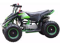 Brand New 50cc Z20 Quad Bikes Free Uk delivery