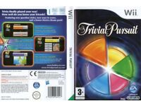 NINTENDO WII TRIVIAL PURSUIT BOARD GAME COMPLETE