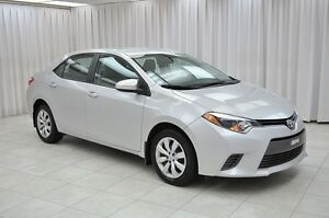 2015 Toyota Corolla LE ECO SEDAN w/ BLUETOOTH, HTD SEATS & BACK-