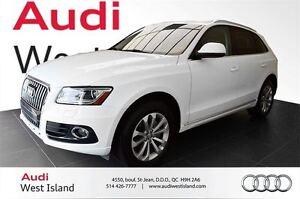 2013 Audi Q5 2.0L PREMIUM TOIT OUVRANT PANORAMIQUE