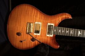 2011 PRS Custom 24 Experience Limited Edition Artist Grade Top