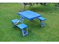 Camping Picnic Folding Table