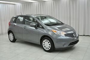 2016 Nissan Versa TEST DRIVE TODAY!!! NOTE 1.6SV 5DR HATCH w/ BL