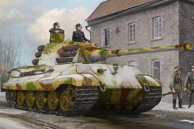 HBB84532 - Hobbyboss 1:35 - Pz.Kpfw.VI 182 Tiger II Henschel Jul 1945