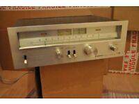 Pioneer TX-7500 Tuner, 70's Classic.