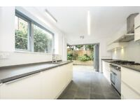 *PRIVATE GARDEN* Stunning four bedroom house with a private garden on Rylston Road in Fulham